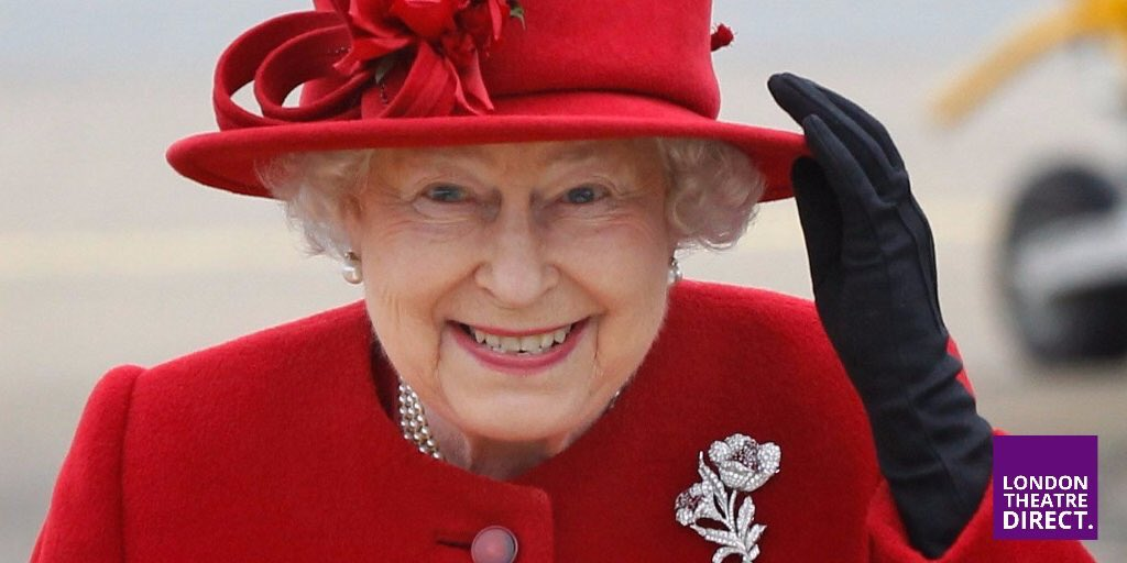 Happy 91st birthday ma'am we salute you ! ❤#queensbirthday https://t.c...