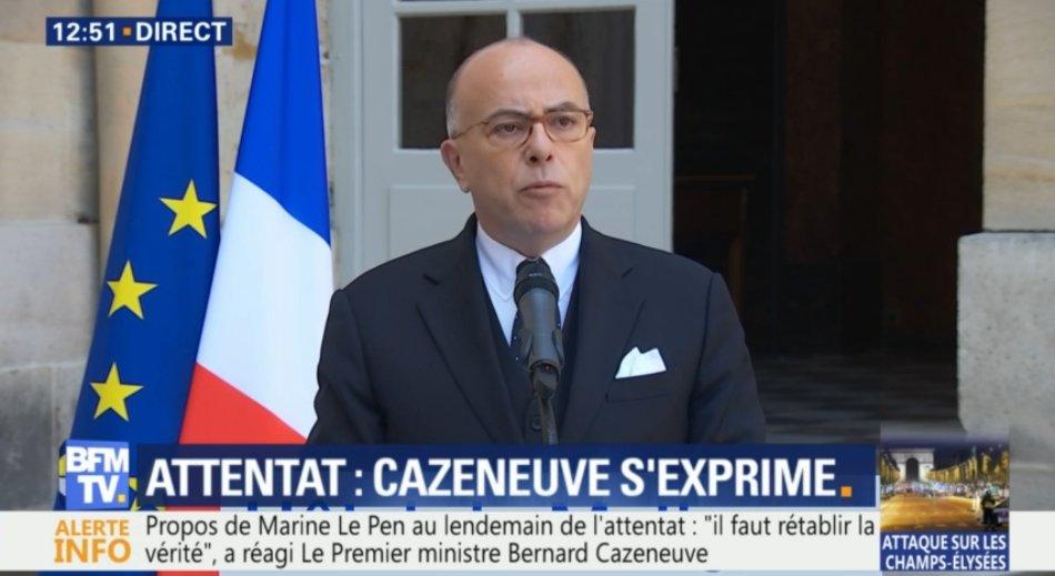 DIRECT. Fillon 'a supprimé 13.000 postes' de policiers quand il était Premier ministre, dit @BCazeneuve  📺https://t.co/LIEhlp6yN7