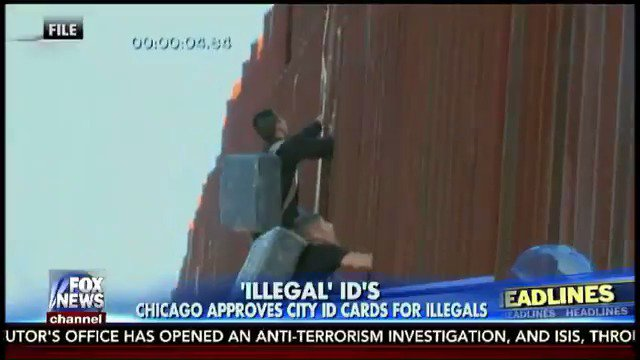 Chicago approves new plan to hide illegal immigrants from the feds, plus give them access to city services