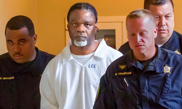 #Ledell Lee #executed in #Arkansas  http:// dailym.ai/2pKlR0k  &nbsp;  <br>http://pic.twitter.com/FgettfTsq4