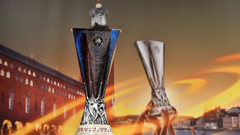 The reason we&#39;re all here...   #UELdraw LIVE -  http:// uefa.com/uefaeuropaleag ue &nbsp; … <br>http://pic.twitter.com/7dNCCK333F