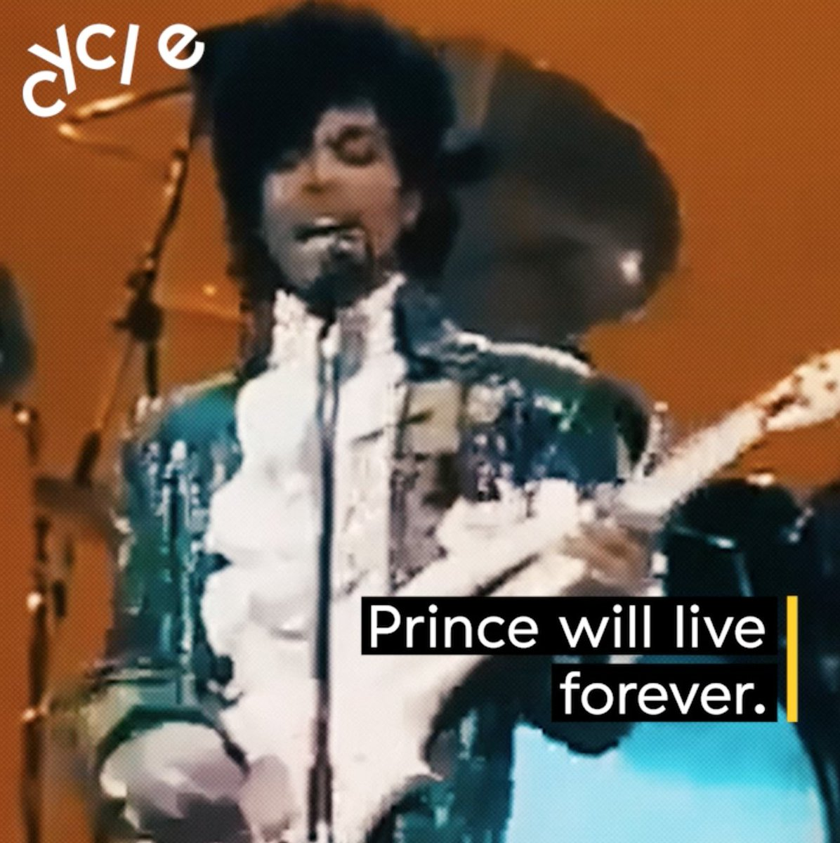 Prince died one year ago today. His music, style, and creativity will...