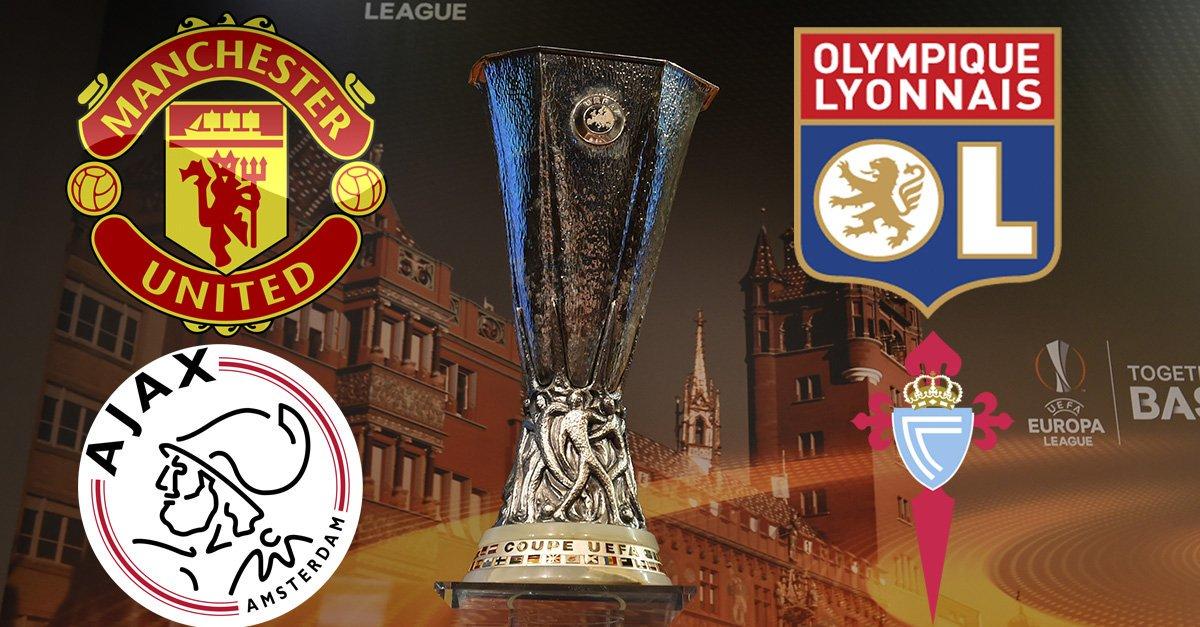 Will it be Ajax, Lyon or Celta Vigo? Find out here  http:// dailym.ai/2p2DkDA  &nbsp;   #UELDraw<br>http://pic.twitter.com/OqtPM7UILC