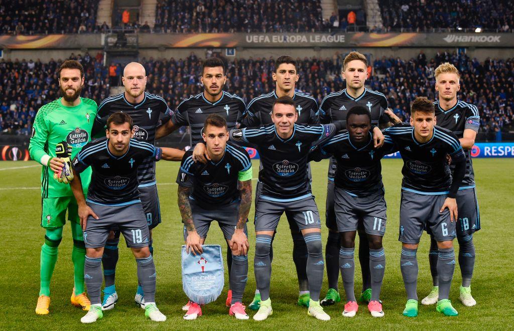 Europa League semi-final draw:  Celta Vigo vs. Man Utd  #UELdraw https...