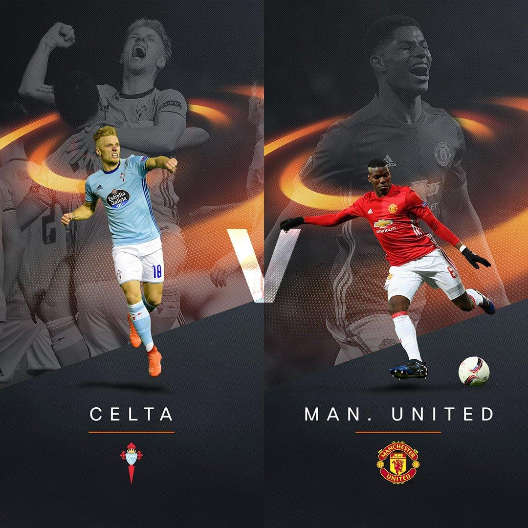 Celta v Man. United #UELdraw https://t.co/kg9RjOma76