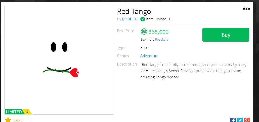 Roblox Tango Face   Free Robux Generator Hack No Survey