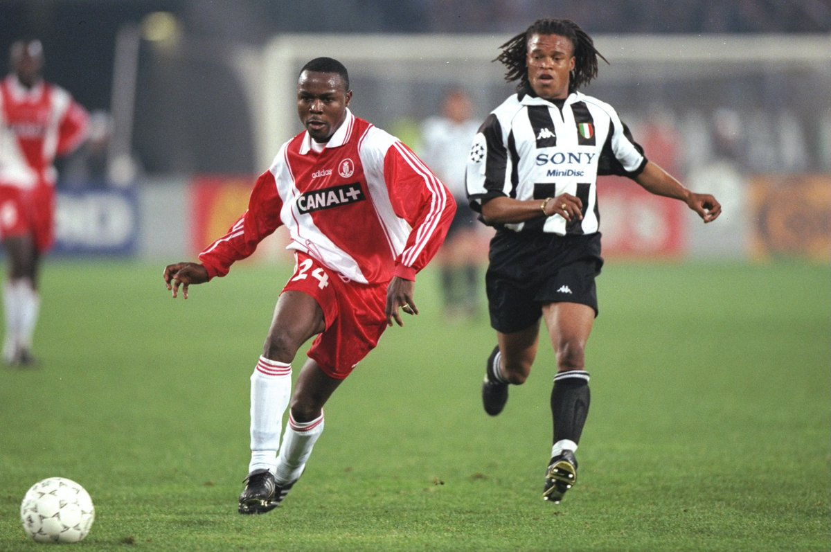 The Monaco glory days... Can you name the players in this image? ___________ ___________ #UCLdraw #UCL #Monaco #Juventus<br>http://pic.twitter.com/I4L7OoHFPl