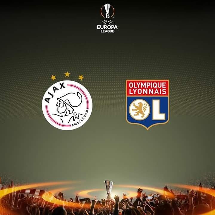 Ajax - Lyon!! #ajalyo #Ajax #wijzijnajax #wzawzdb #MijnClubMijnTrotspic.twitter.com/YD8ixqNjW9