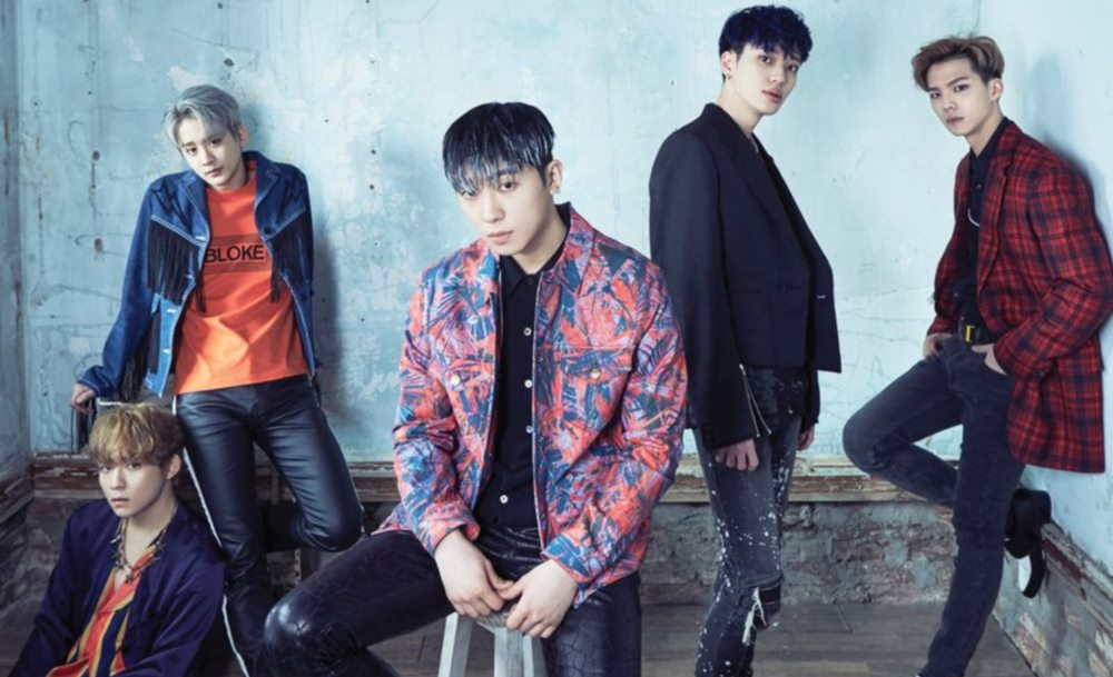 TEEN TOP win #1 + Performances from April 21st 'Music Bank'! https://t...