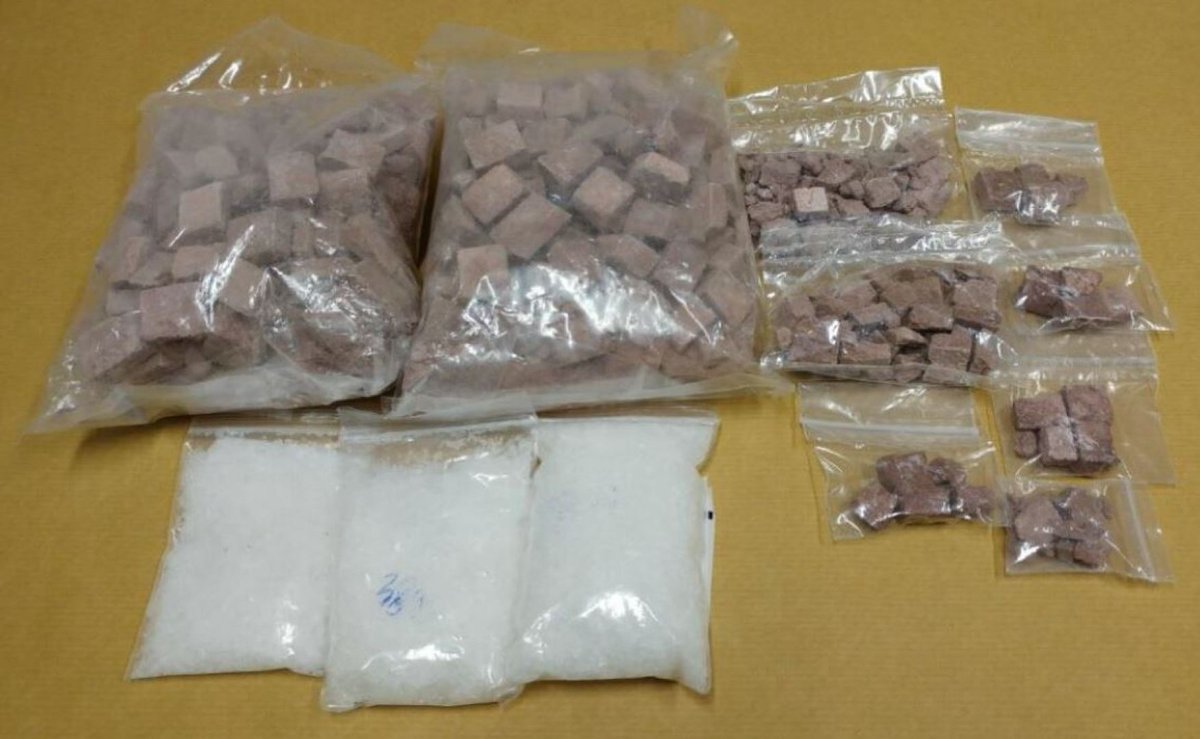 More than S$300K worth of drugs seized in island-wide operation, 62 arrested: Central Narcotics Bureau of Singapore