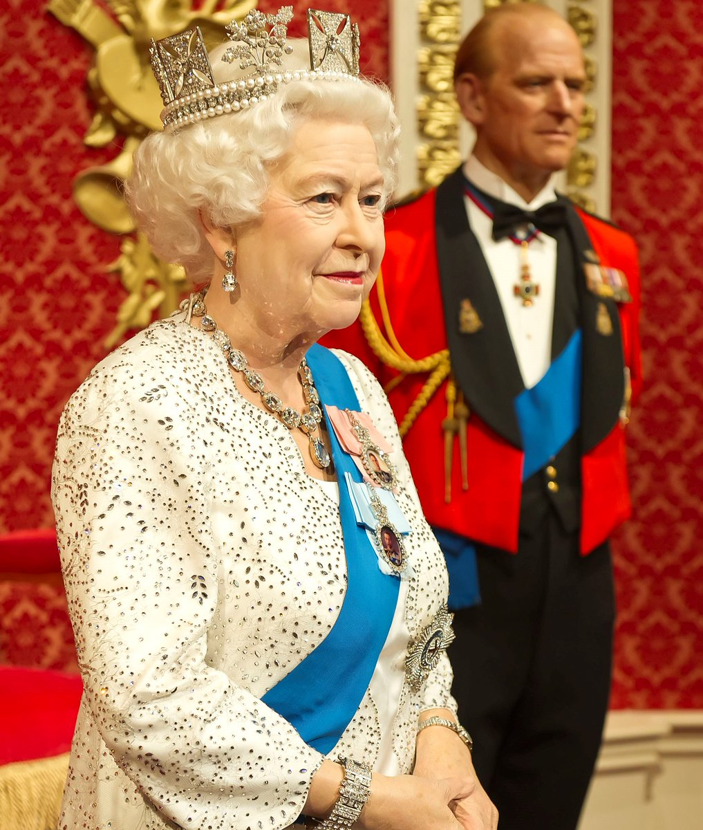 Happy Birthday to HRH Queen Elizabeth II! Many happy returns, ma'am. #queensbirthday