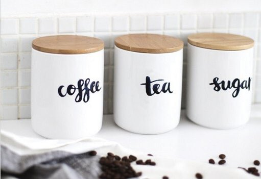13 storage ideas for coffee and tea lovers: https://t.co/23cfOLXyQD #N...