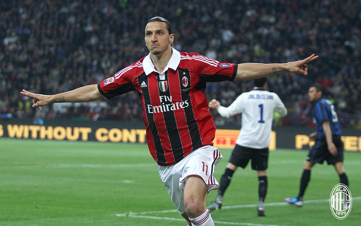 Once a fighter, always a fighter! Get well and come back soon, @Ibra_official!
