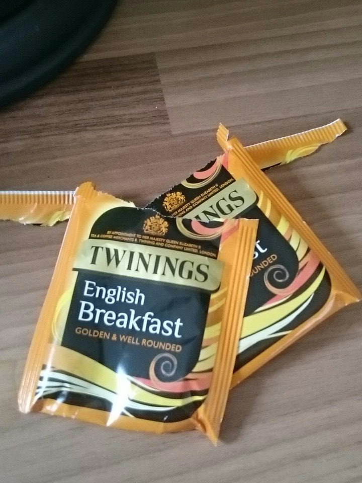 It can only be @TwiningsTeaUK on #nationalteaday