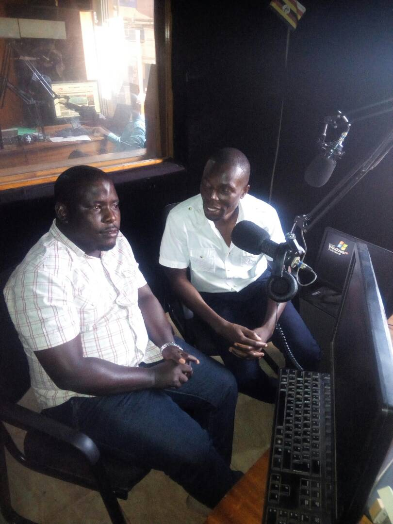 Our #president @kayongo_brian of @rotaractnateete is on #smartfm talking about the upcoming #kakubaproject.  Its 8 days away.<br>http://pic.twitter.com/bpK3CcF5ws