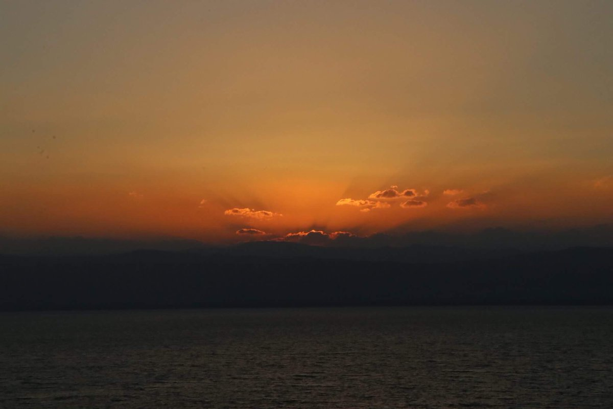 #BellesChoses dead sea sunset <br>http://pic.twitter.com/AhrfXnKuAj