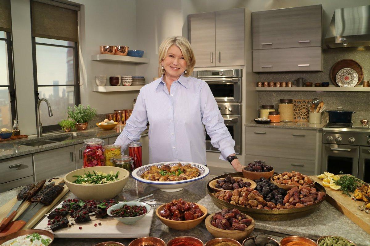 Марта Стюарт рейтинг кулинаров