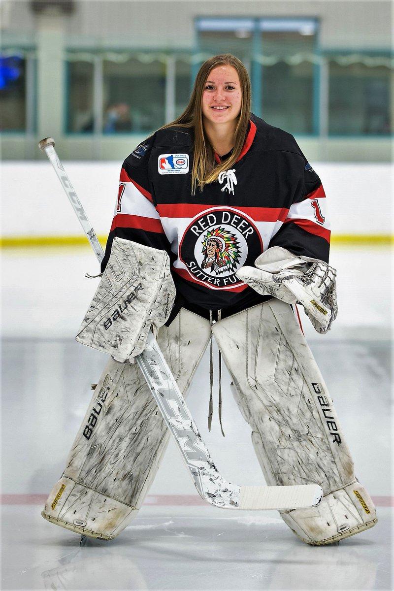University Of Pei On Twitter Upei Women S Hockey Recruits Goalie