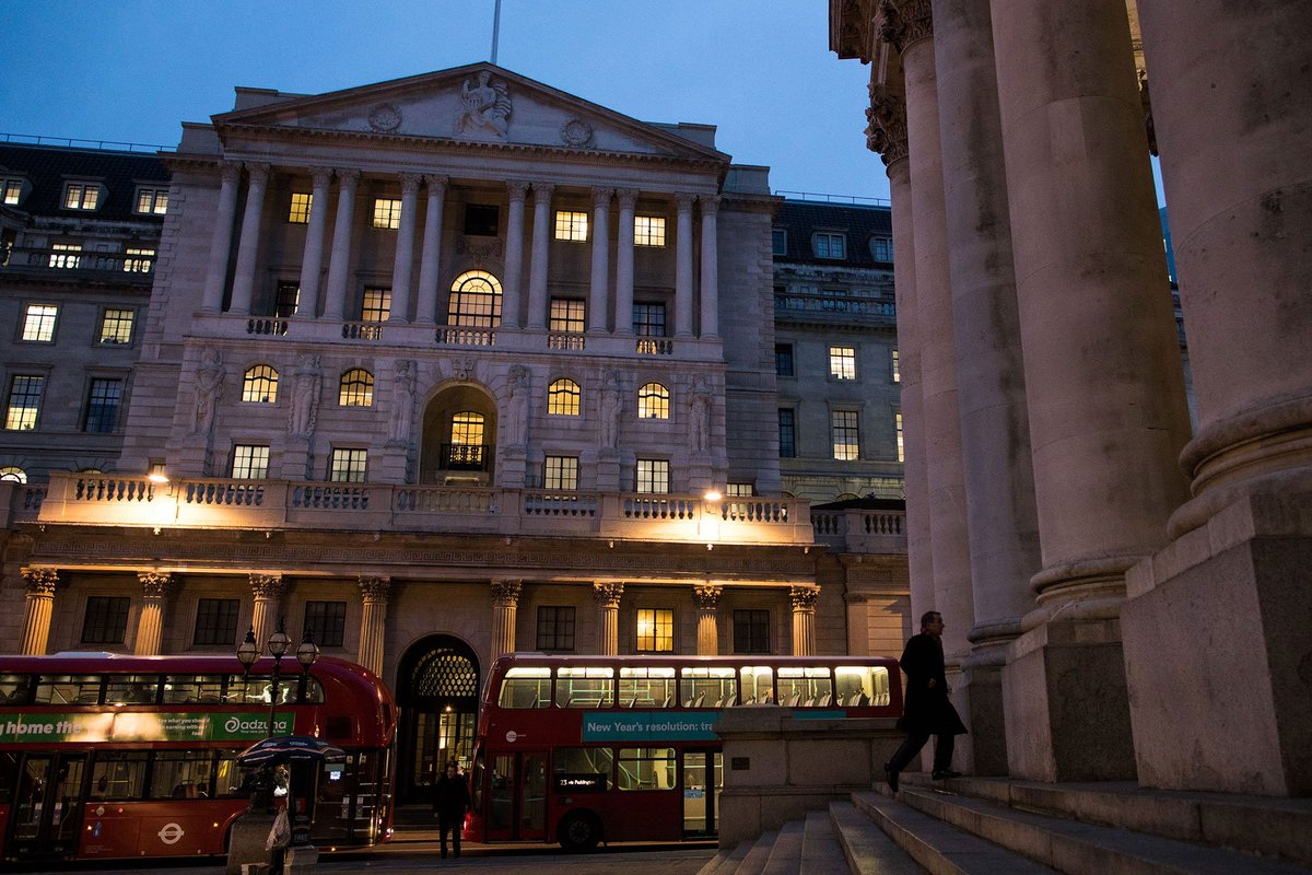 BOE rate hike needn't be delayed by Brexit, Saunders says https://t.co/QYI7uTSOre via @lucy_meakin @jillianfward