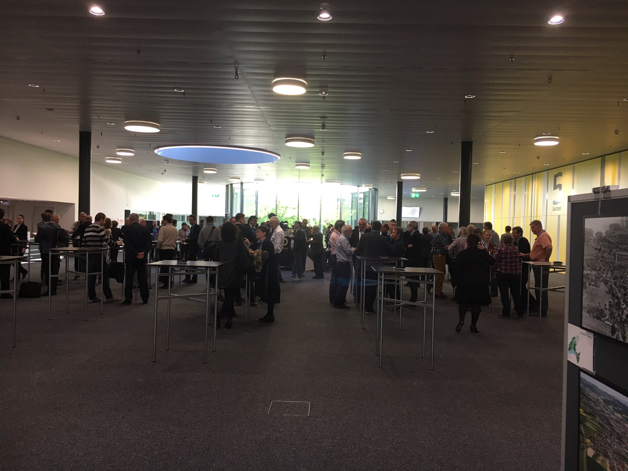 Networking Coffee #igs100 https://t.co/bzVjkiyO16