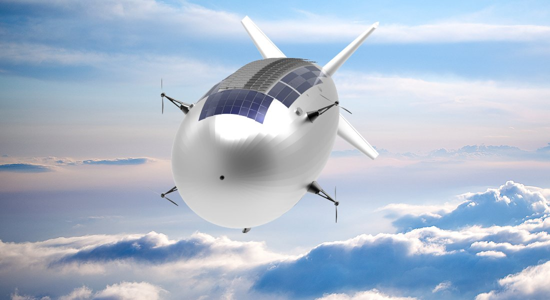 #EarthDay : a perfect complement to #satellite solutions, #Stratobus multi mission #HAPS anticipates the #future  http:// ow.ly/Admp30b3cXe  &nbsp;  <br>http://pic.twitter.com/gVvYuEul2n