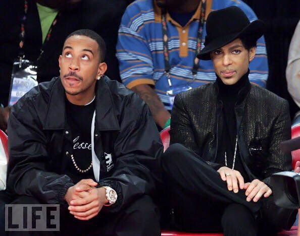 Forever Funny: The one time Ludacris tried to avoid getting pregnant by Prince.   #RIPPrince <br>http://pic.twitter.com/GsmOLfzryu