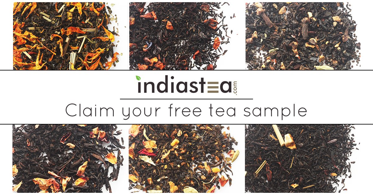 #nationalteaday Claim Your Free Tea Samples Now bit.ly/2pZoFWR