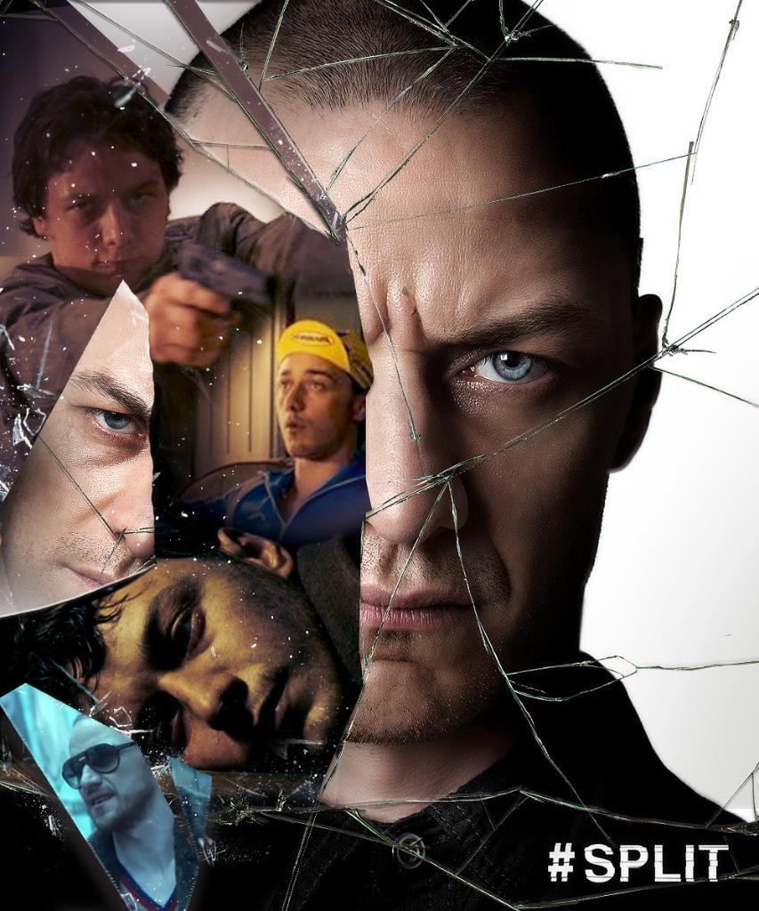 Split On Twitter Happy Birthday To James Mcavoy In His Many Forms Split With Alternate Ending Now On Digital Hd Blu Ray Dvd Https T Co Kydehqu