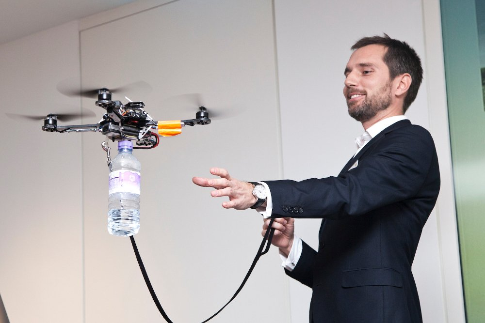 Labah-labah jadi sumber inspirasi penciptaan model terkini Drone