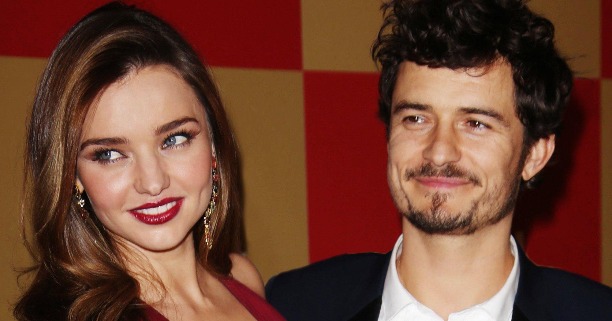 Orlando Bloom Shared A Stupid Sweet Post For Ex Miranda Kerr\s Birthday