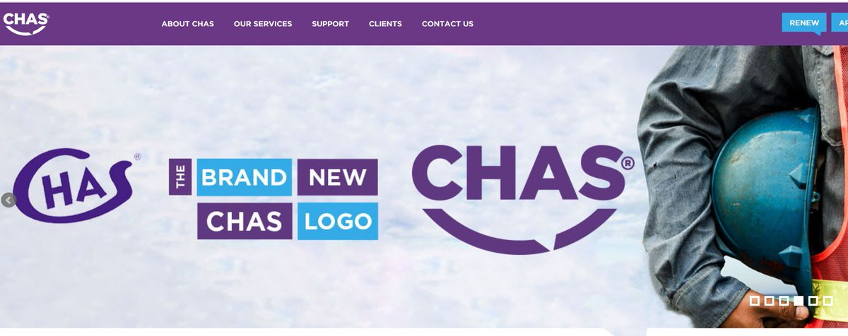 We have succesfully renewed our CHAS accreditation.  https://www. chas.co.uk / &nbsp;   #chas @CHAS2013Ltd<br>http://pic.twitter.com/VlVvi0fy3l