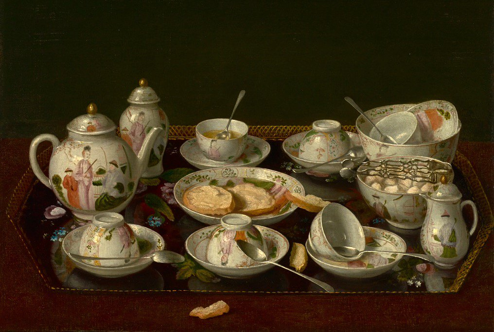 &#39;Hell has no fury like a woman who wants her tea and can&#39;t get it&#39; Liotard, 1781 @GettyMuseum #nationalteaday <br>http://pic.twitter.com/SsKBnj3sKP