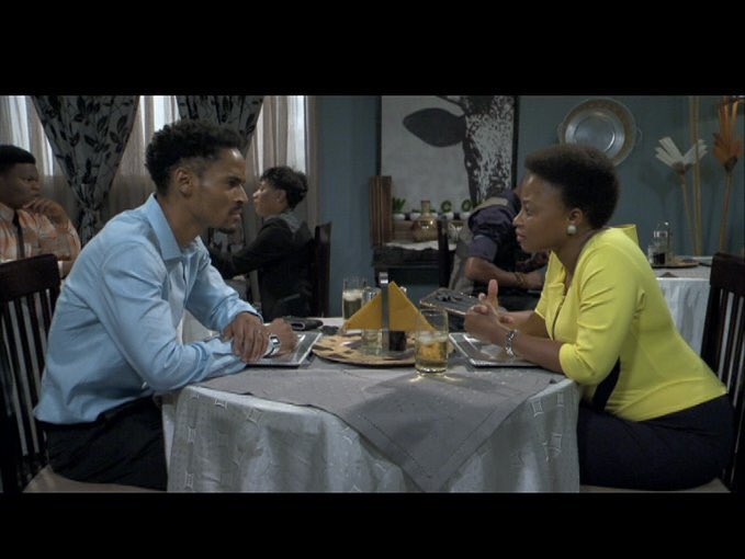 Tonight on #SkeemSaam:   Leeto finally learns the whole truth about Mo...