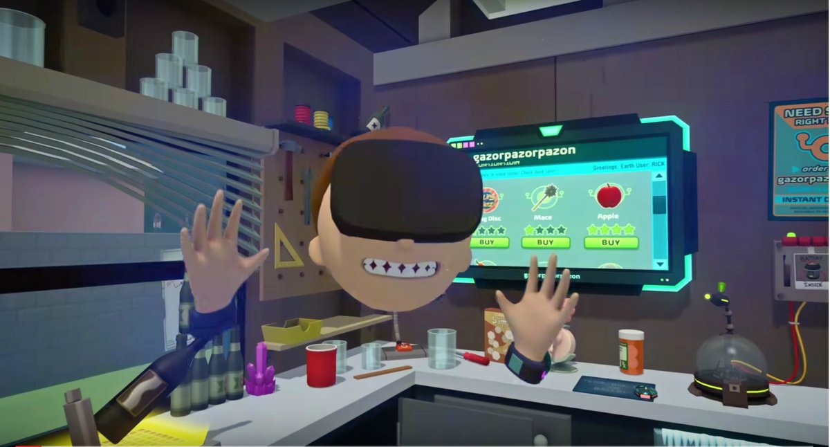 Review: Rick and Morty VR game 'Virtual Rick-ality' is stupidly fun and careful not to feel like a cash-in
