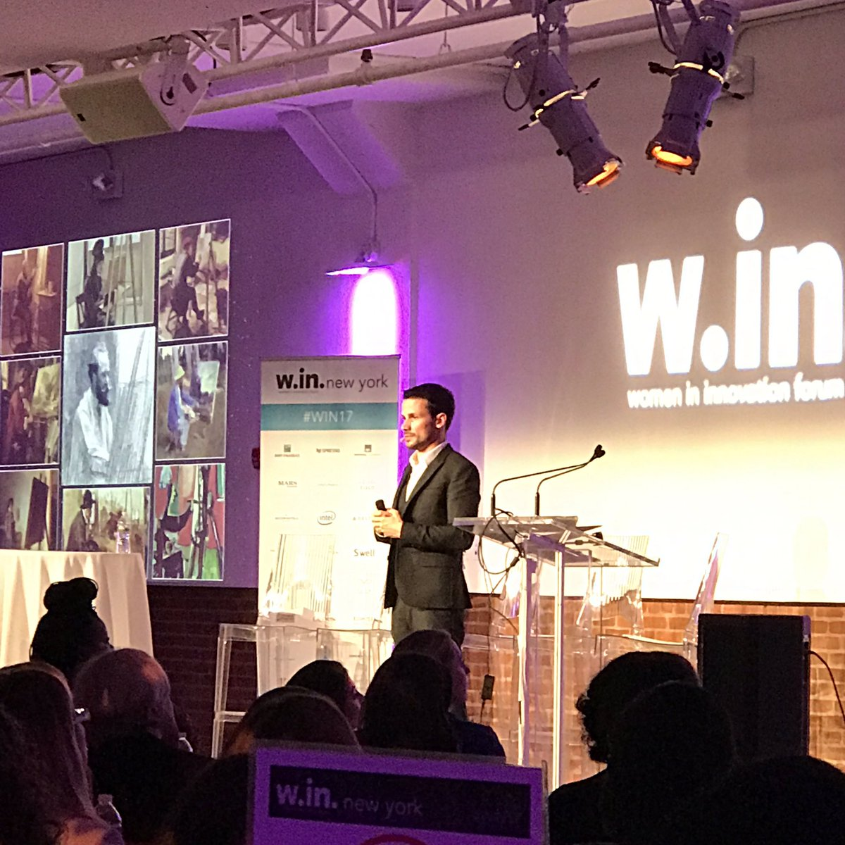 Thanks @greg_jeanmonod for your #vision on #art and #innovation #thinkOutOfTheBox ! @WinforumNY #ILoveIt <br>http://pic.twitter.com/cHZBysicAi