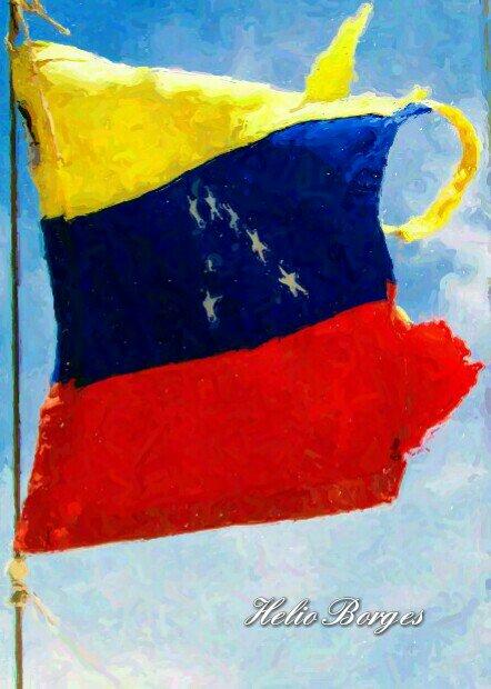 que es el color de la esperanza venezuela