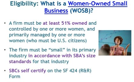 """ncats on twitter: """"obtaining a women-owned #smallbusiness (#wosb ..."""