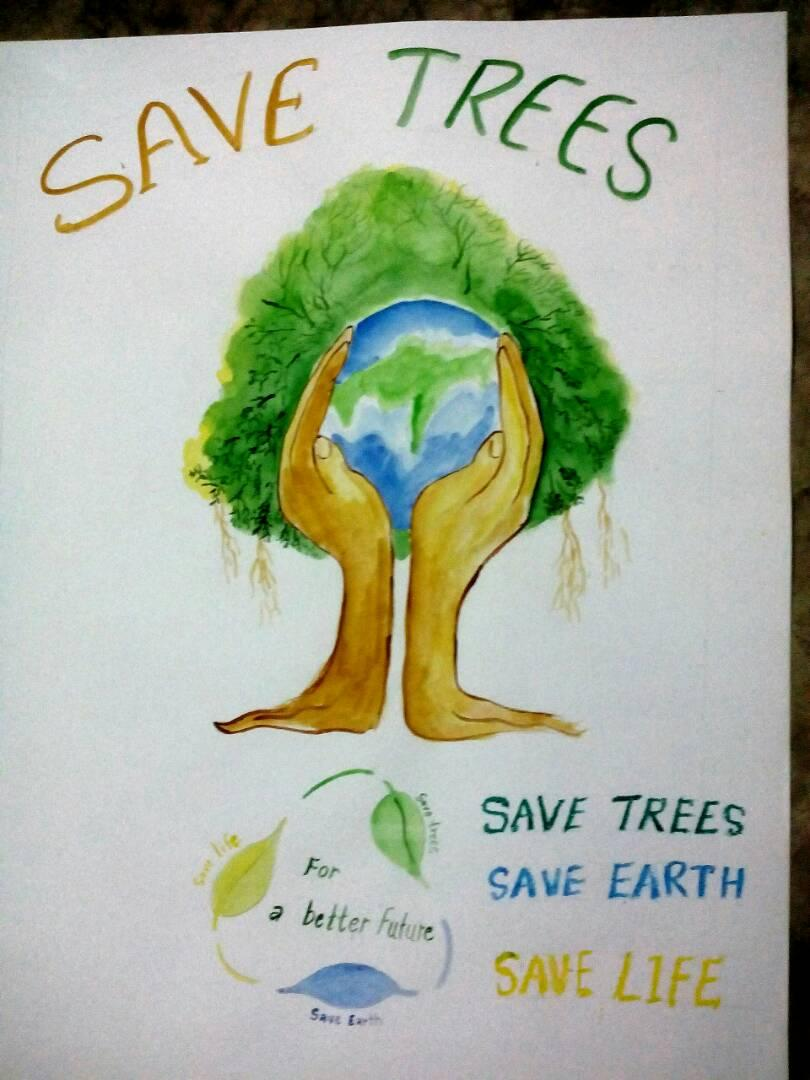 Kill a tree or save life