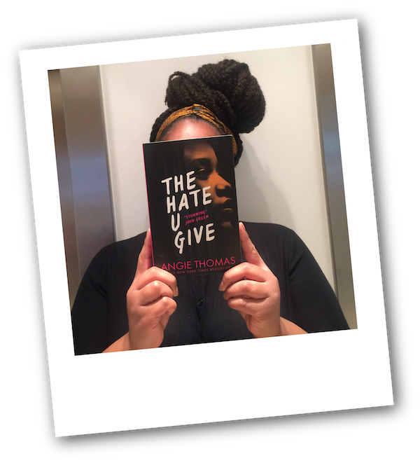 For #WorldBookNight on April 23 we at @PenguinUKBooks shared the books we're giving. I chose @acthomasbooks's #THUG https://t.co/oraP0jjdQX https://t.co/tE99rpoidz