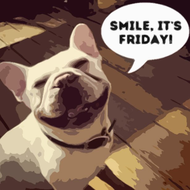 The #day we&#39;ve been waiting for is #finally here. #Friday. <br>http://pic.twitter.com/GkKjuXIvJi