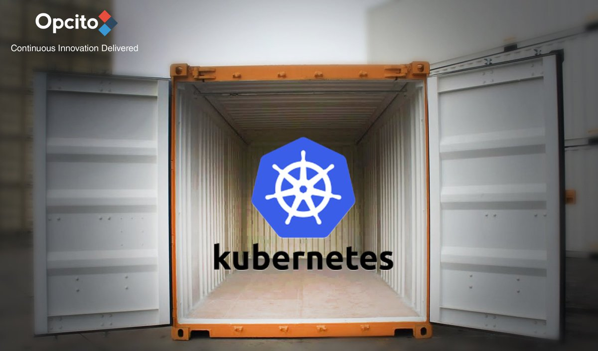 Latest in #container #orchestration with #Kubernetes Register today  https:// goo.gl/wnpeo6  &nbsp;   #PuneTech<br>http://pic.twitter.com/m5g5Pe72TQ