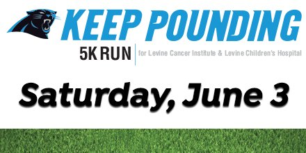 We are grateful to have @SPXFlow join the  http:// keeppounding5k.org / &nbsp;   as a Field Goal Sponsor! KP5K benefits @Carolinas #LCI &amp; @LevineChildrens<br>http://pic.twitter.com/vDbK30dd2K