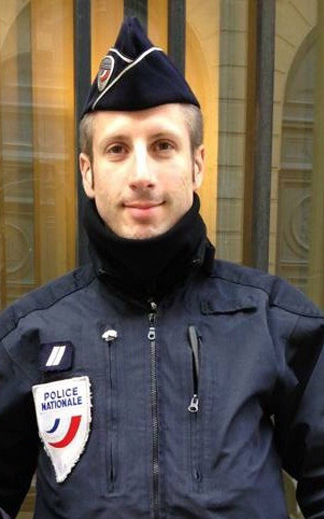 RIP Paris Police Officer Xavier Jugele shot & killed Thursday, 4/20/17, during a terror attack on the Champ-Elysees. #THESACRIFICECONTINUES https://t.co/Uv22AipZm1