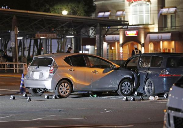イオン駐車場の事故、運転は高齢女性 はねられた女性は重体 埼玉・入間 sankei.com/affa…
