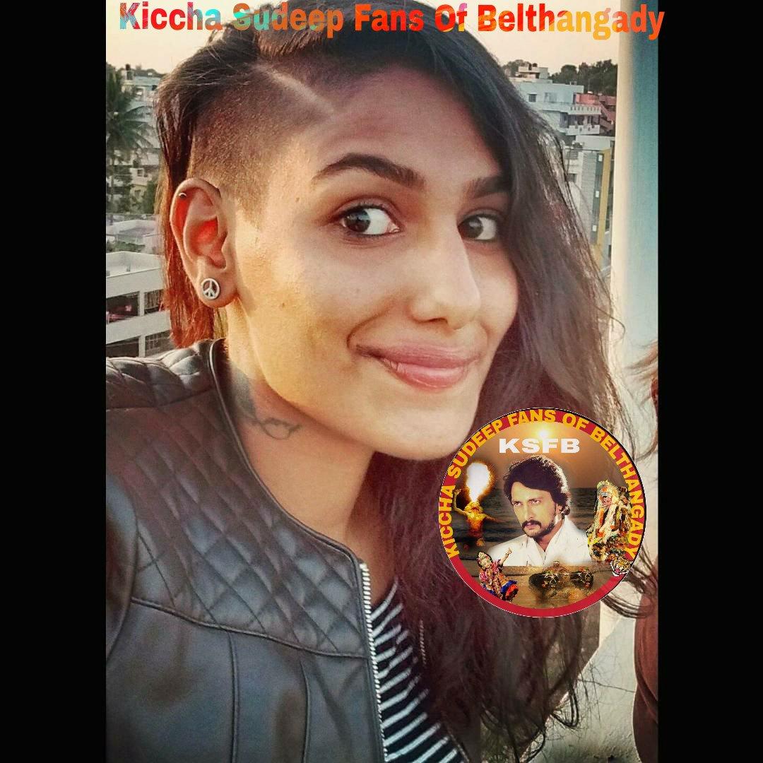 "KSFB on Twitter: ""@KicchaSudeep hebbuli and The Villain Hairstyle Craz # KicchaSudeep… """