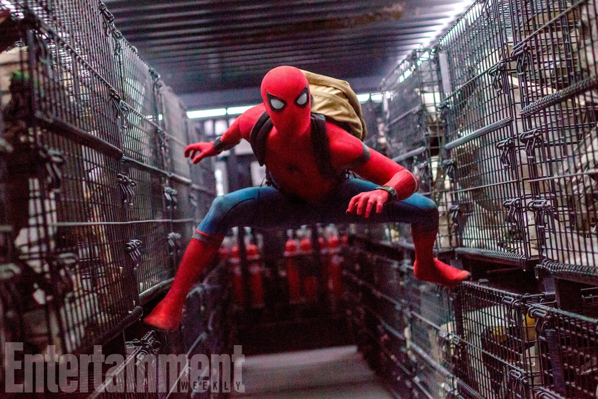 New Spider-Man: Homecoming Photos Revealed