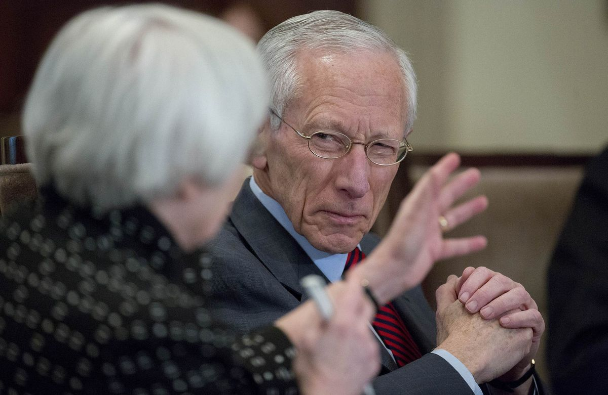 Fed's Fischer Says Two More 2017 Hikes Still Feels Right https://t.co/KzwrgcgsRM