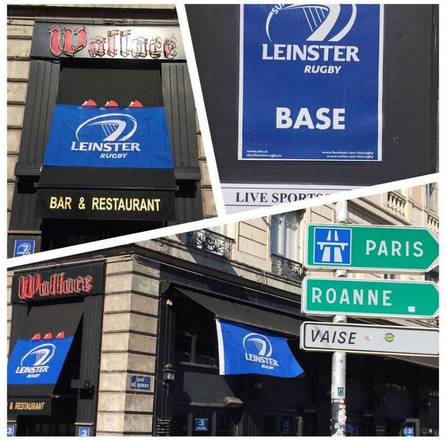 We&#39;re all ready for the big #Rugby weekend! #ASMvLEI @leinsterrugby @OLSCRugby  #WallaceBar #Lyon   http://www. wallacebarlyon.com / &nbsp;  <br>http://pic.twitter.com/GfE1YpfbL9
