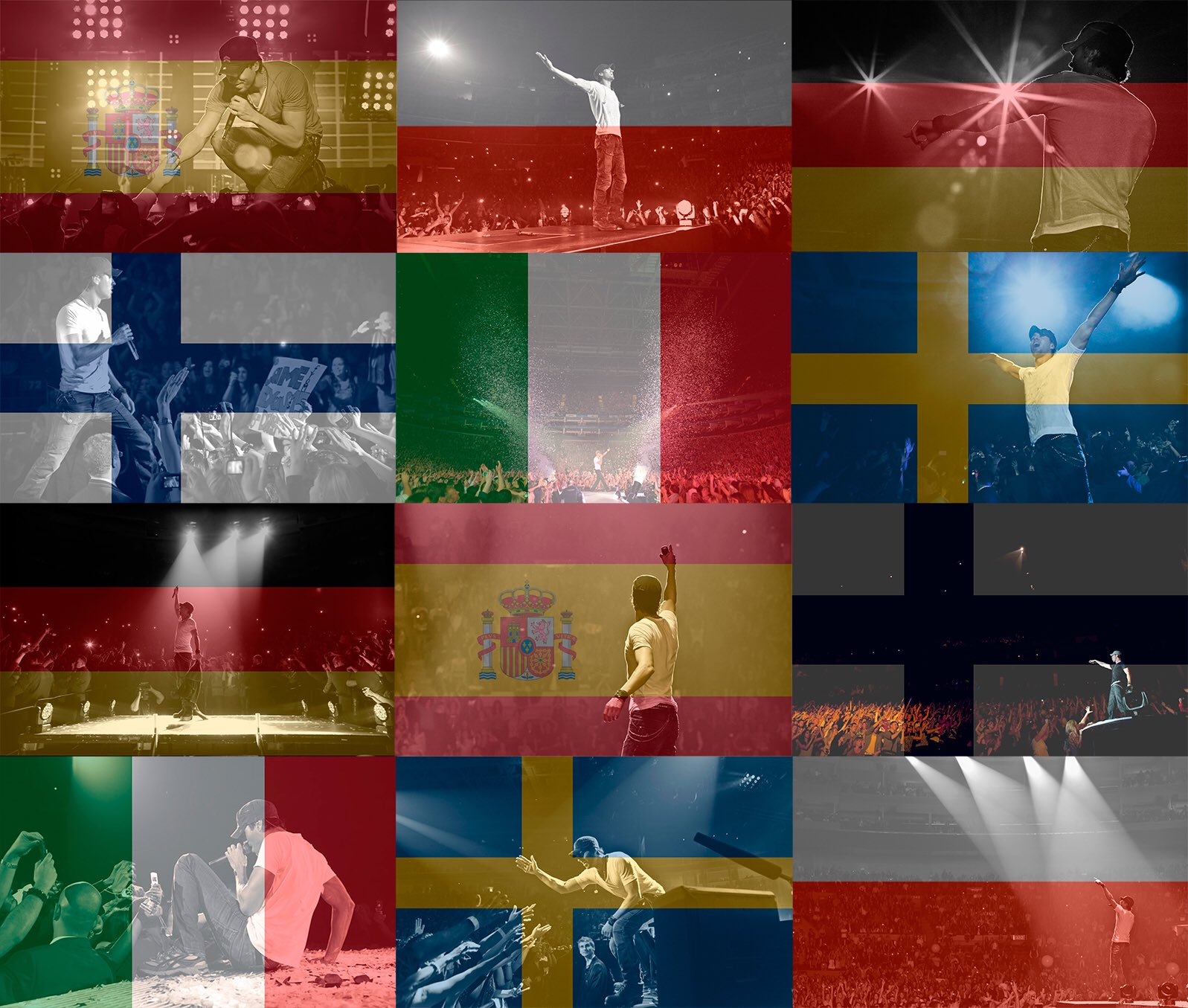 can't wait to get back out to Europe to see you guys... #poland #italy #germany #sweden #finland #spain https://t.co/2L33PnwZsG