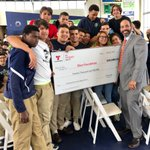 Thank you @telemundo for the support and donation to start up our @slammiaofficial music academy, Dale! #SLAMMiami